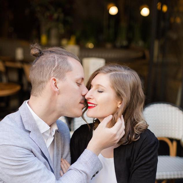 Paris Photoshoot Ava Belle Hair & makeup Artist