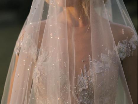 VOGUE BRIDE - Real Wedding Feature - By Erin & Tara