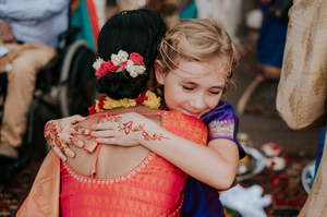 Indian Wedding Party - Ava Belle Hair and Makeup