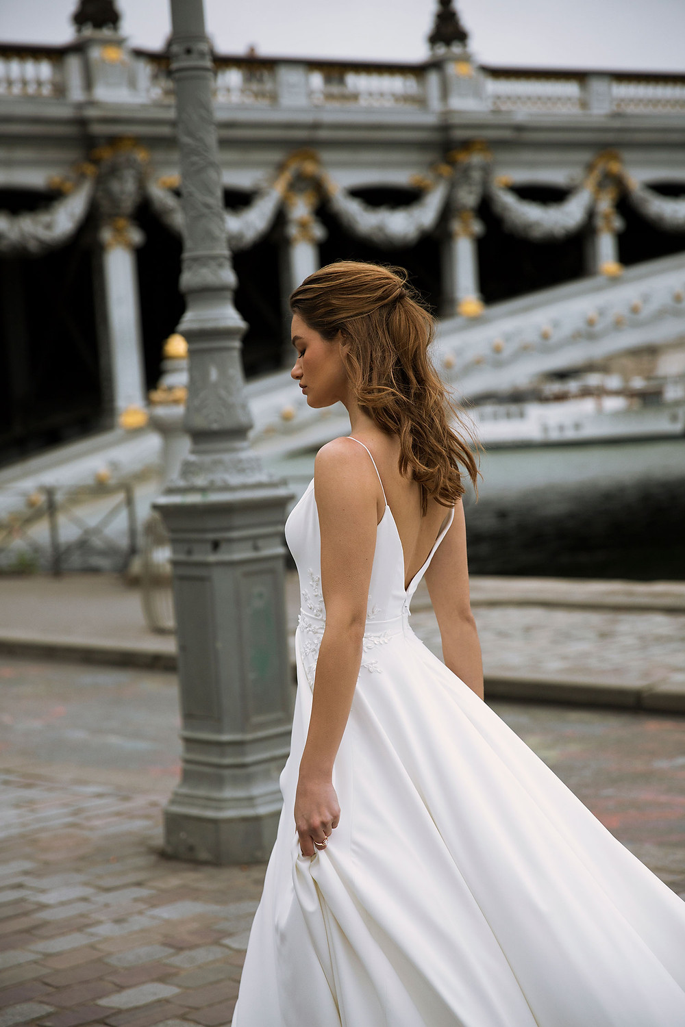 Paris Hair & Makeup Artist Ava Belle Luxury Wedding and Bridal Styling