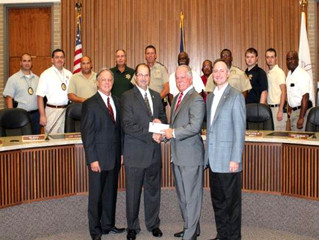 Magnolia Companies of Louisiana, LLC Makes Generous Donation