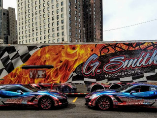 Cannonball Run Visits GSmith Motorsports!