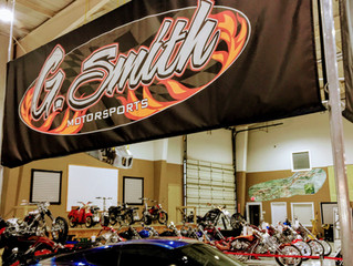G Smith Motorsports & the 2017 Cannonball Rally