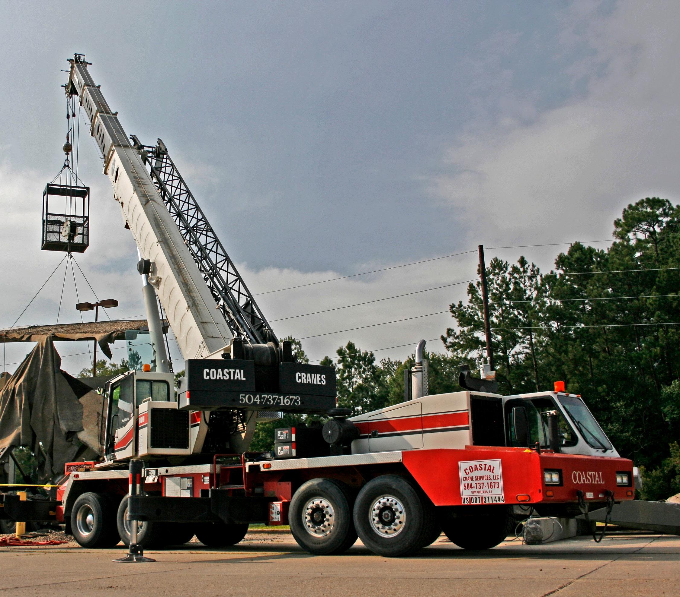 Coastal Crane Services