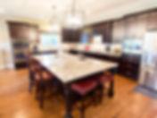 Modern Lake House Kitchen
