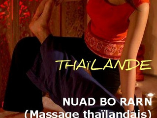 MASSAGE THAÏ TRADITIONEL