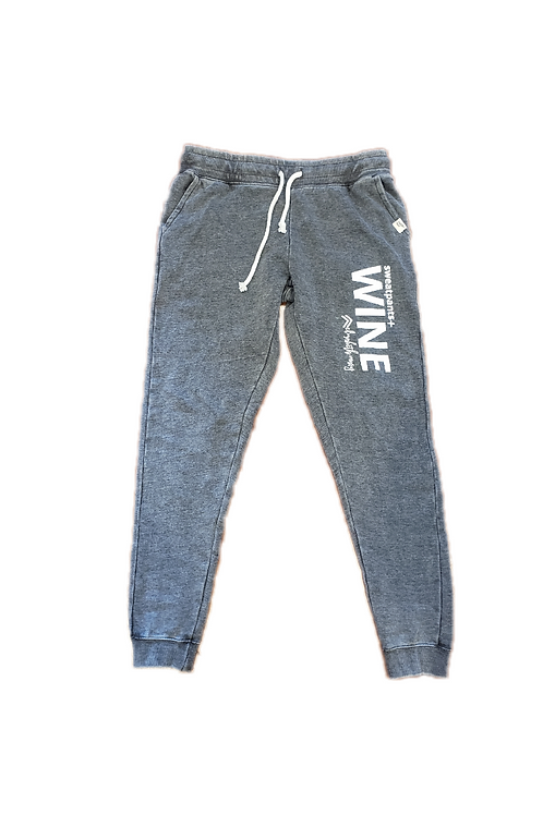 Sweatpants and Wine Joggers (Charcoal)