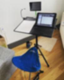 My Script Supervisor Set Up