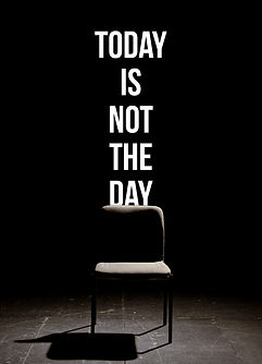 Today Is Not The Day Film Poster
