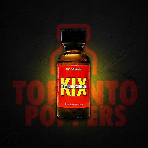 KIX 30ML POPPER
