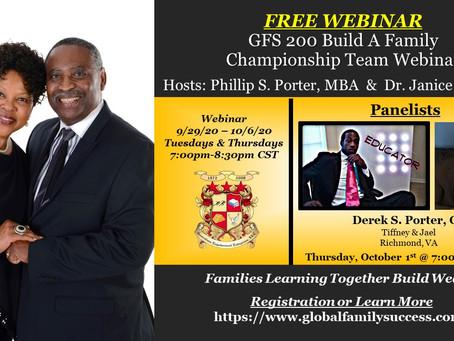 Webinar Panelist: Derek S. Porter, Educator, Teacher, Ed.D Candidate at William & Mary