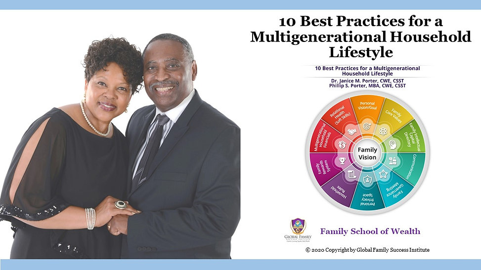 10 Best Practices for Multigenerational