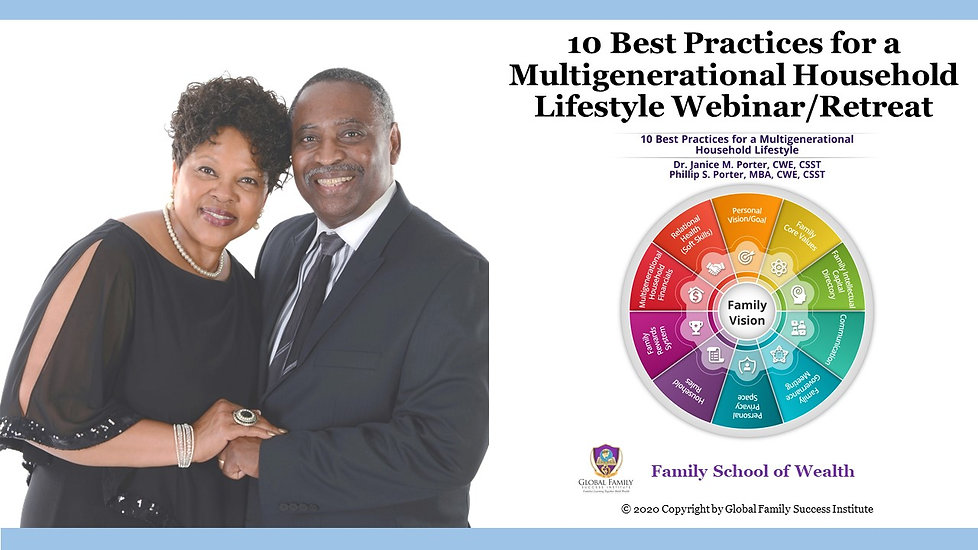 10 Best Practices for MH Lifestyle Flyer