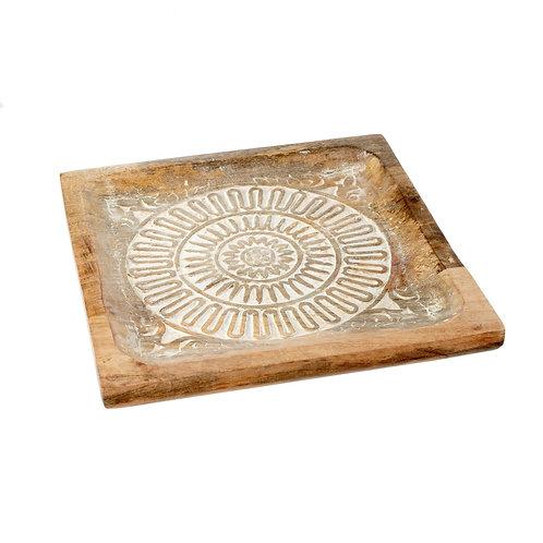 Mandala Tray Large