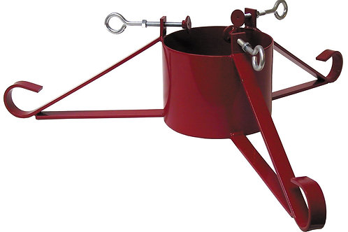 "TREE STAND XMAS RED 8"" / 10'' /14''"