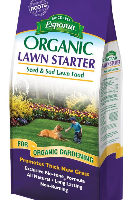 Espoma Organic Lawn Starter 7.25lb