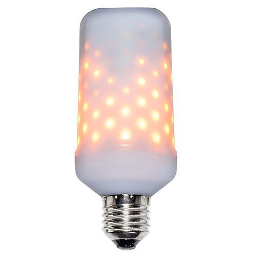 LIGHTS FLAME BULB LED