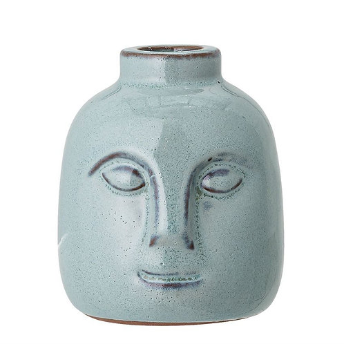 Taper Candle Holder with Face