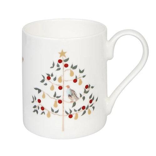Partridge In A Pear Tree Mug