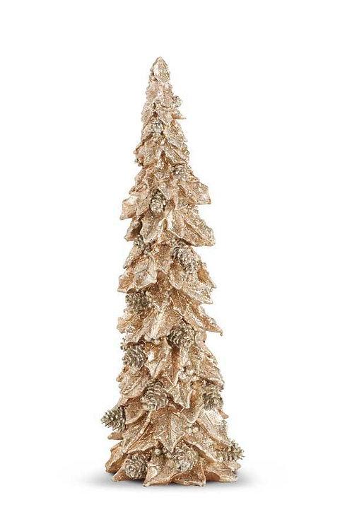 GOLD HOLLY LEAF TREE