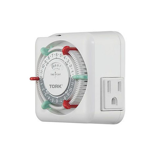 TIMER GROUNDED INDOOR