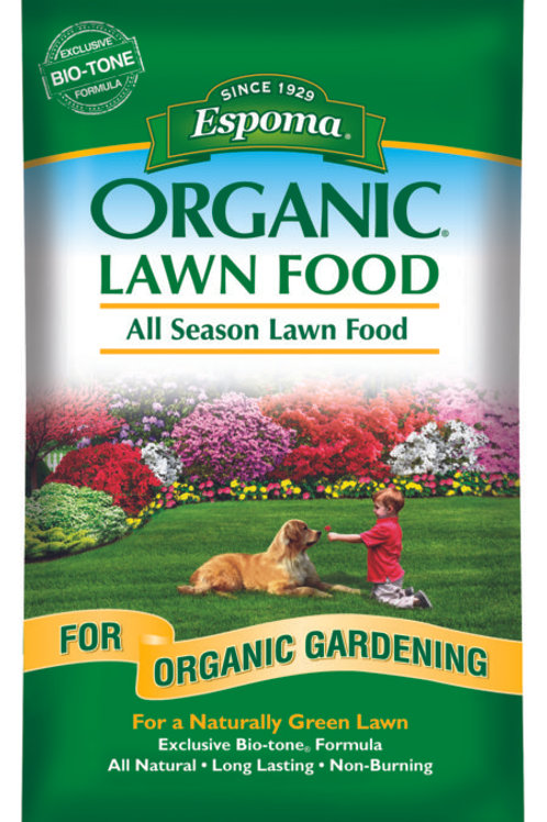 Espoma Organic Lawn Food - All Season 14lb