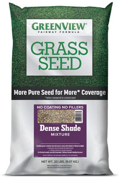 Greenview Grass Seed - Dense Shade 20lb
