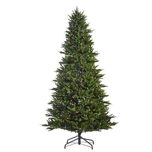7.5' EUROPEAN FIR TREE 480 LED