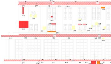 mapeamento de fachada SP