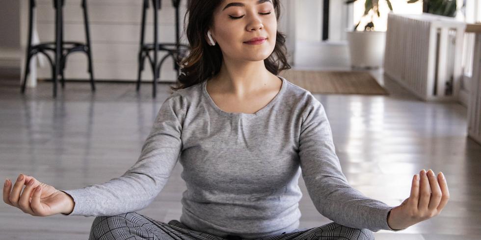 LIVE ONLINE CLASS: Exploring Meditation