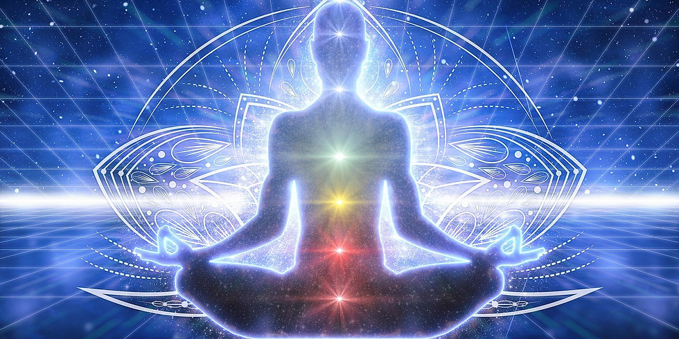 LIVE ONLINE CLASS: Chakras for Beginners