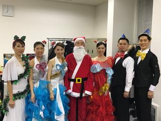 クリスマスダンスパーティー御礼