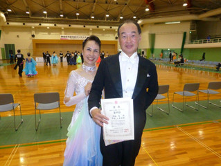 静岡県中部地区ダンススポーツ大会 結果