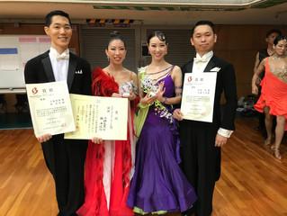 中部日本ダンス競技 岐阜県大会 結果