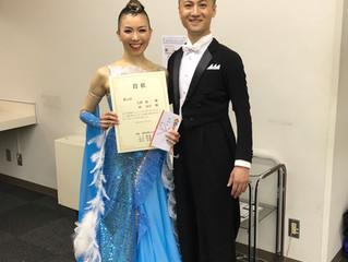 TOKYO BAY OPENダンス選手権 結果