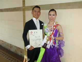 中部日本ダンス競技 愛知県大会 結果