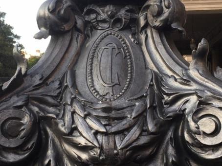 Masonic symbols in Buenos Aires