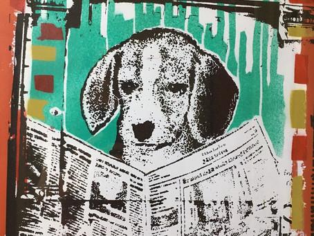 Spot, the dog - A story