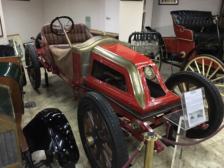 Antique Motor Cars