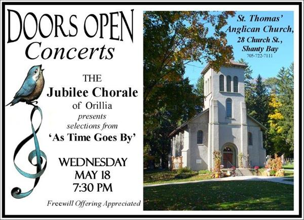 Door's Open Jubilee Chorale (1)