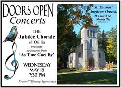 Door's Open Jubilee Chorale (1)