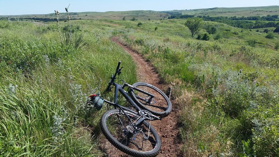 Switchgrass Epic bike trail