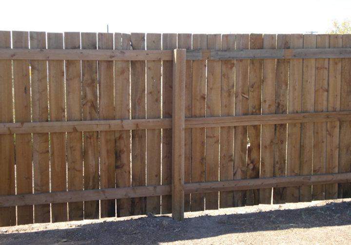 Wind Fence, Wind Break