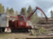 Morbak 20/36 Whole Tree Chipper