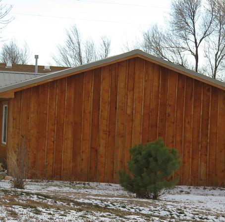 Morgan Timber Products Boad & Bat Siding
