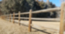 Massive 3 Rail Fence