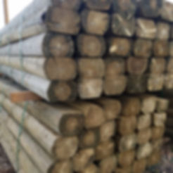 Morgan Timber Products Landscape Timbers