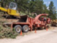 Morbark 40/36 Whole Tree Chipper
