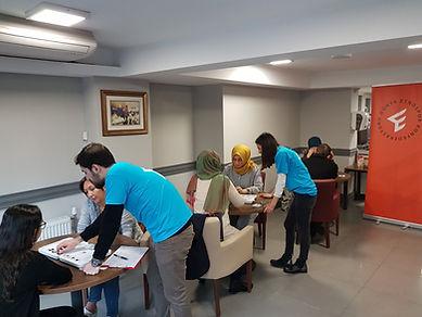 ibb gençlik meclisi mangala turnuvası
