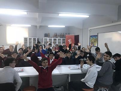 eyüp merkez cumhuriyet ortaokulu mangala eğitimi